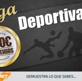 #Liga Deportiva: el concurso de TodoApuestas patrocinado por @Kirolbet